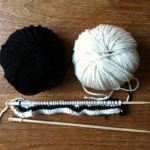 One Knit and One Blog Later…