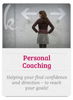 Personal Coaching with Kerry Hales