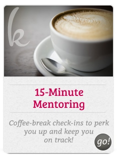 15 Minute Mentoring