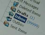 inbox overlaod