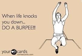 burpee challenge